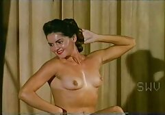 Women's black good morning blowjob large in a lingerie-like posture in the face of a man