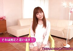Mature woman in stockings masturbation her pussy with best japanese porn videos finger and sex with toys