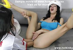 Girl, black hair, solo, pussy on the sex popular video couch