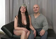Milf best hardcore porn videos fucks with two gangsters in the country